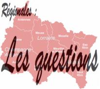 ELECTIONS REGIONALES: 2e et 3e SERIES DE QUESTIONS AUX CANDIDATS