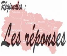 Élections régionales : les réponses des partis à la première série de questions