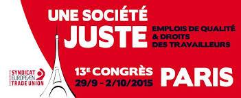 Le syndicat européen veut combattre l'austérité