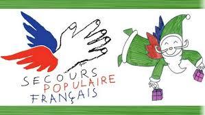 Saccage du local du Secours Populaire Français à Mulhouse