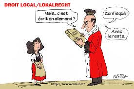 Le Régime local complémentaire d'assurance maladie d'Alsace-Moselle : un droit local datant de 1883 !