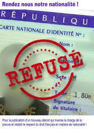 ET VOICI LE PREMIER TERRORISTE DÉCHU DE LA NATIONALITÉ FRANÇAISE