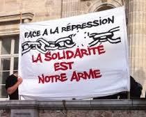 Manifestation à Mulhouse : Un militant CGT devant le tribunal