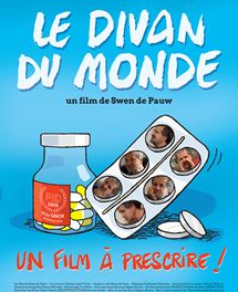 «Le divan du monde», un film de Swen de Pauw.