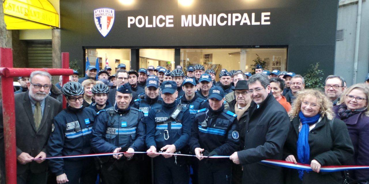 A Mulhouse, la police municipale fait fort de café !