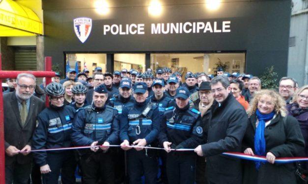 A Mulhouse, la police municipale fait fort decafé!