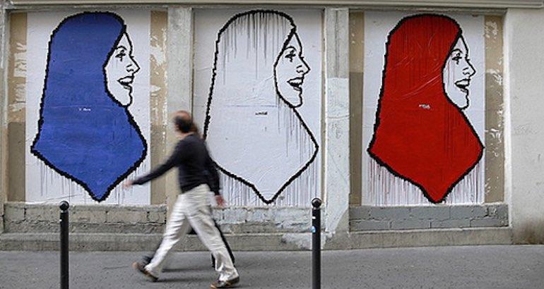 Le «musulman»: un illustre inconnu entre en politique