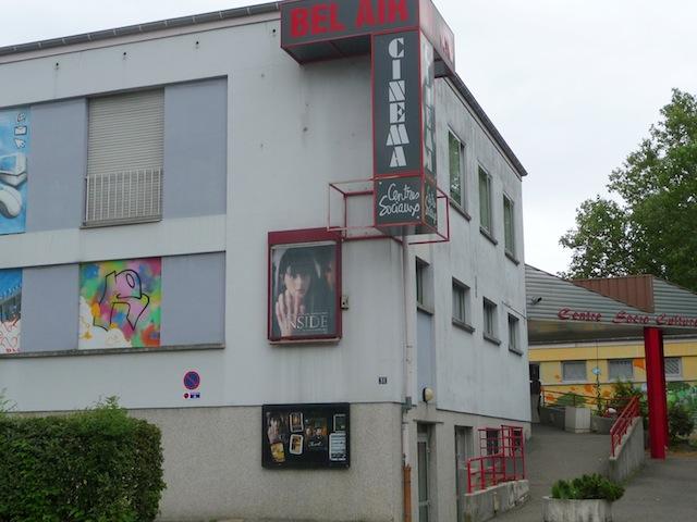 Le cinéma BEL AIR de Mulhouse va s'agrandir