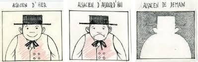 L'Alsace disparaît des livres scolaires