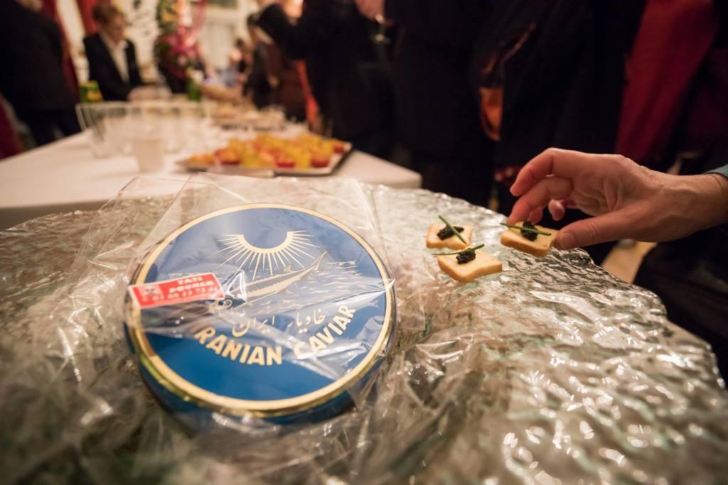 inaugur avec Caviar