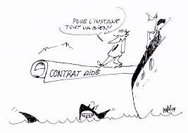 De la misère (des contrats aidés) en milieu non-marchand