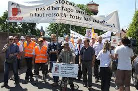 STOCAMINE : NICOLAS HULOT ENTERINE L'ENFOUISSEMENT DES DECHETS TOXIQUES !