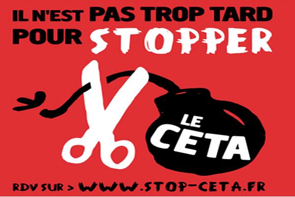 Un référendum pour stopper le CETA