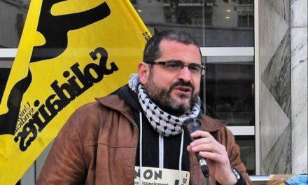 Une injustice flagrante : le licenciement de Gaël Quirante !