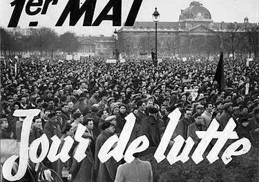 Edito: le 1er mai 1968…