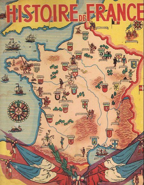 Une courte histoire de l'histoire de France – Kurze Geschichte der Geschichte Frankreichs