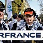 Le message des salariés d'Air France au monde du travail…