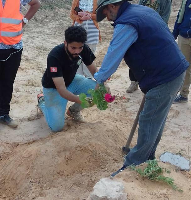 Tunisie: le cimetière des inconnus…