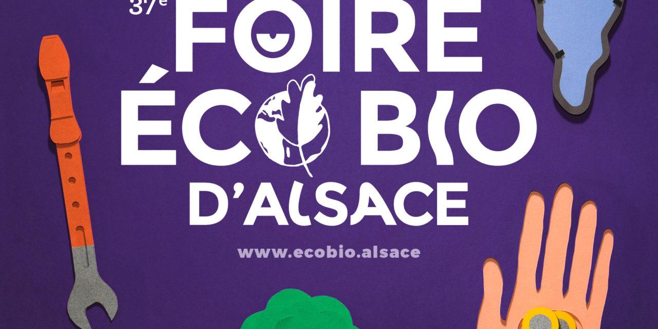 Foire éco-bio d'Alsace: commerce et débats d'idées…