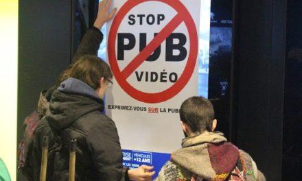 La lutte contre la publicité: week-end international… à Mulhouse aussi!