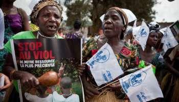 Les femmes congolaises  victimes des groupes armés et des pilleurs de la RDC