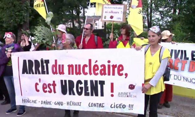Manifestation à Bar-Le-Duc: stop au nucléaire !