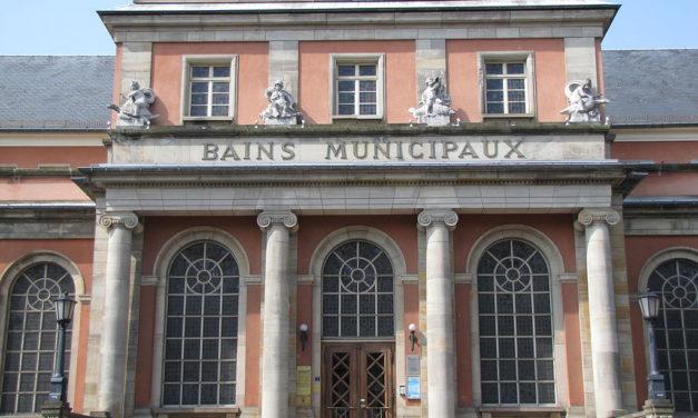 « Plan piscines » : c'est la saison des vidanges à Mulhouse agglomération !