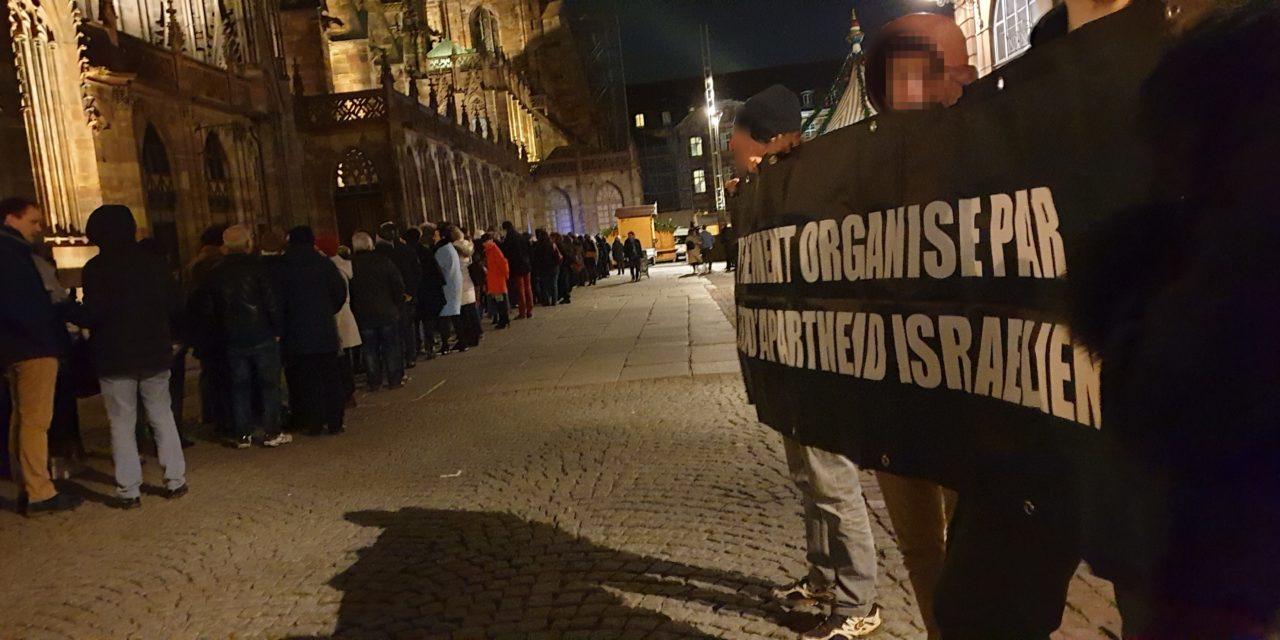 Saison France-Israël 2018 à Strasbourg: un collectif pour la Palestine interpelle le maire