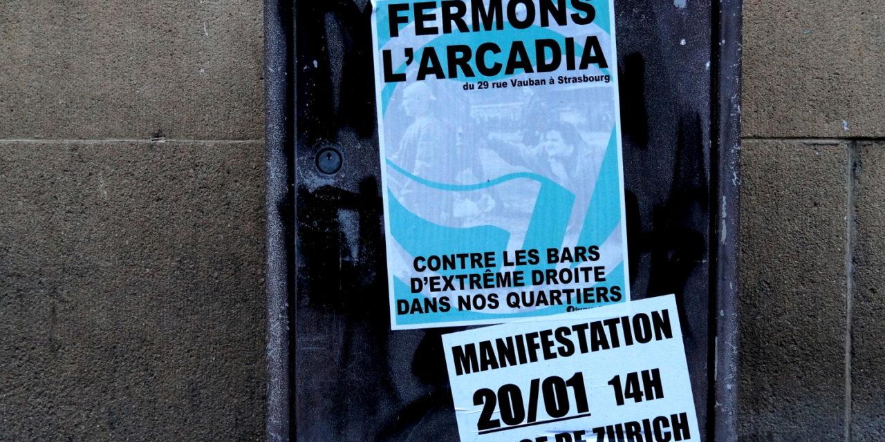 """Bastion social de Strasbourg: les """"spatio-fascistes"""" en voie de dissolution ?"""