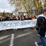 Des manifestants lycéens et des gilets jaunes à écouter dans notre podcast