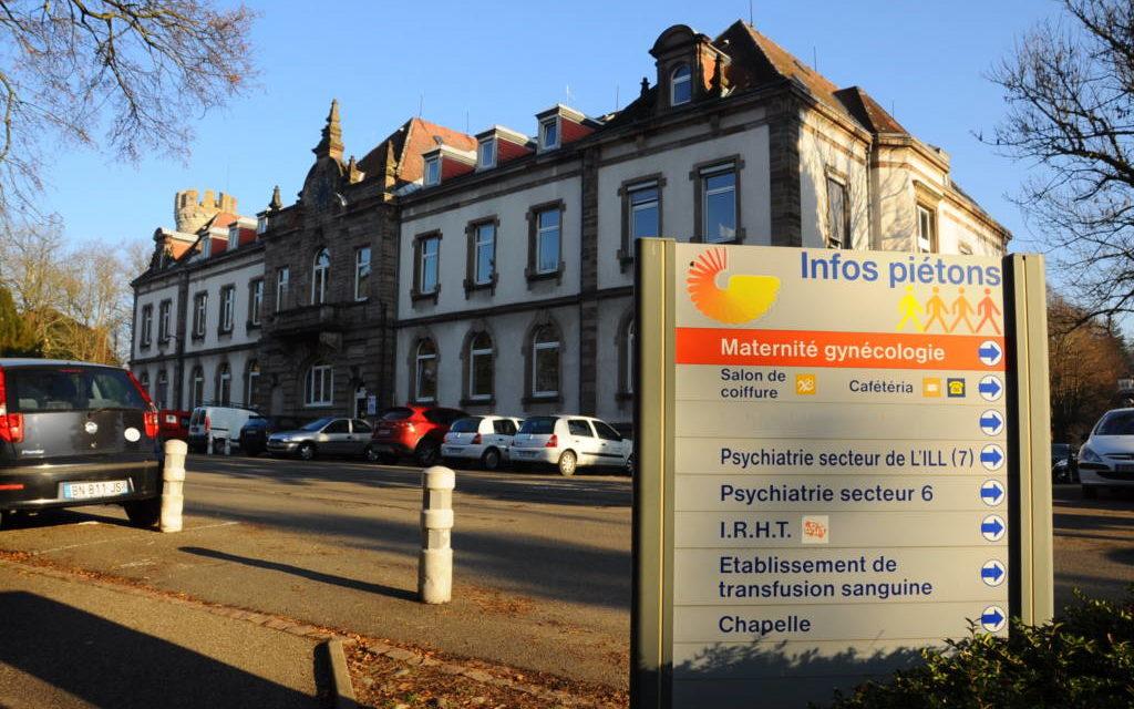 Le Groupement Hospitalier du Rhin ne materne plus à Thann et Altkirch !