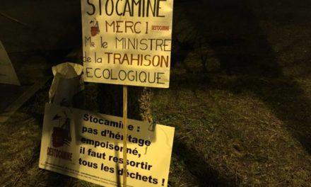 Stocamine : une mobilisation réussie en ce 12 février. A quand la prochaine ?