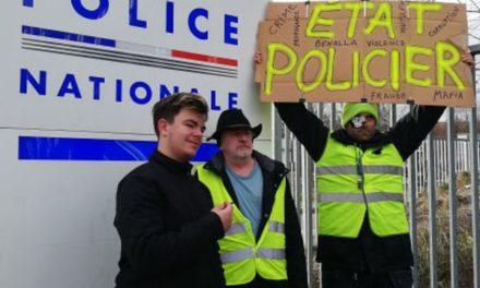 Au parlement de Strasbourg, entretiens avec M.C. Vergiat et le réalisateur F. Marcie sur les violences policières condamnées a minima