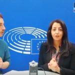 Karima Delli à Strasbourg: sur les initiatives européennes contre le dérèglement climatique