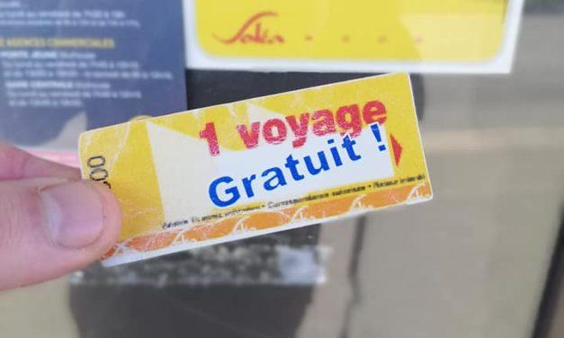 """""""Les tickets jaunes"""" s'embarquent vers l'hôpital de Mulhouse"""