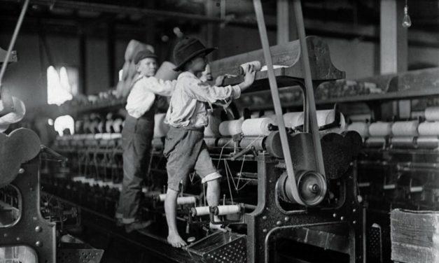 Un fil rouge de l'histoire sociale : le travail des enfants dans les filatures du 68 – 3° partie