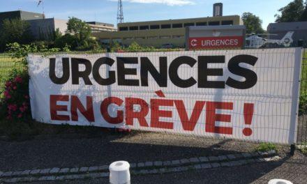 Urgence aux urgences de Mulhouse (et d'ailleurs) !