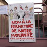 Mort clinique pour les maternités de Thann et d'Altkirch ?