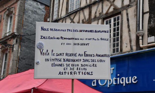 Thann et Altkirch: à mort les maternités de proximité !