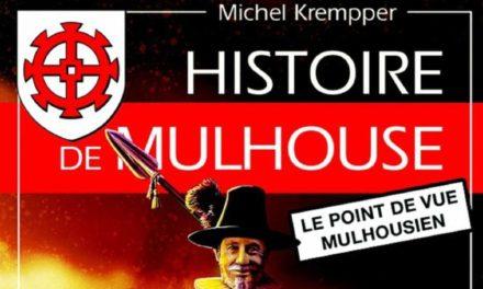 Quand Mulhouse nous est contée par Michel Krempper