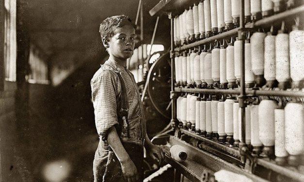 Le travail des enfants ouvriers à Mulhouse: de Georges Steinbach aux premières lois d'interdiction