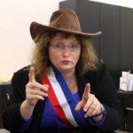 On connait la chanson (de Lara), candidate aux élections municipales de Mulhouse