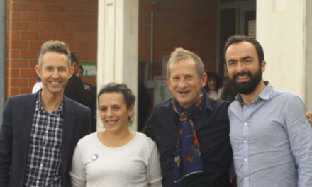 Ian Brossat à Mulhouse, en soutien à Loïc Minery : « Transformer des colères en espoir »