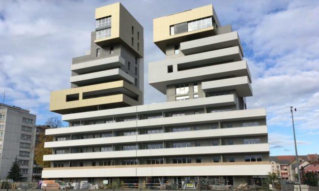 Immeuble Almaleggo à Mulhouse : déconstruction d'un totem à l'usage de l'élite et des bien nantis