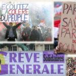 Grève du 5 décembre à Mulhouse: paroles de manifestants