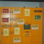 """A Mulhouse et Wittenheim, on a vandalisé Gaspard et Klervie, majordomes du """"black friday"""" amazonien"""