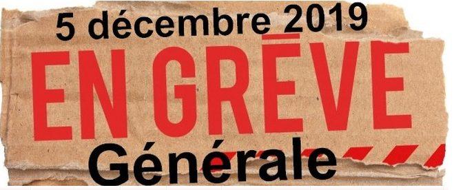 Manifestation contre la réforme des retraites le 5 décembre: notre émission spéciale