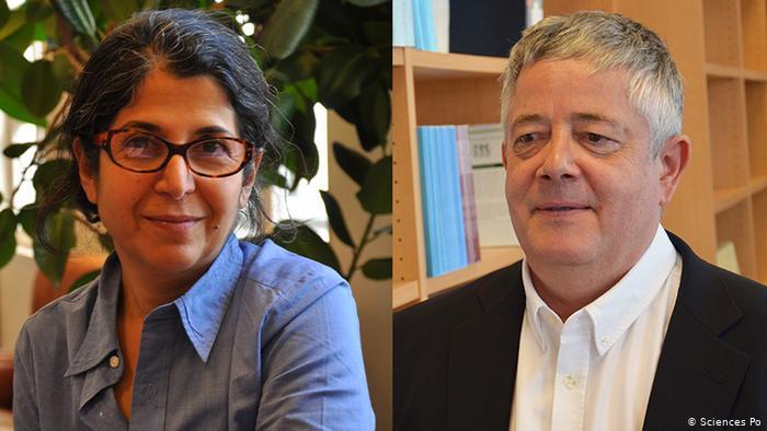 Rassemblement de soutien à Strasbourg pour les deux anthropologues prisonniers en Iran