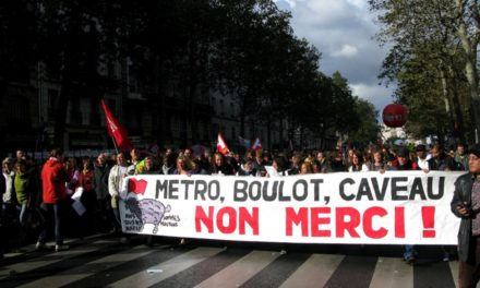 Réforme des retraites : petite manifestation à Mulhouse, mais la météo sociale reste très orageuse