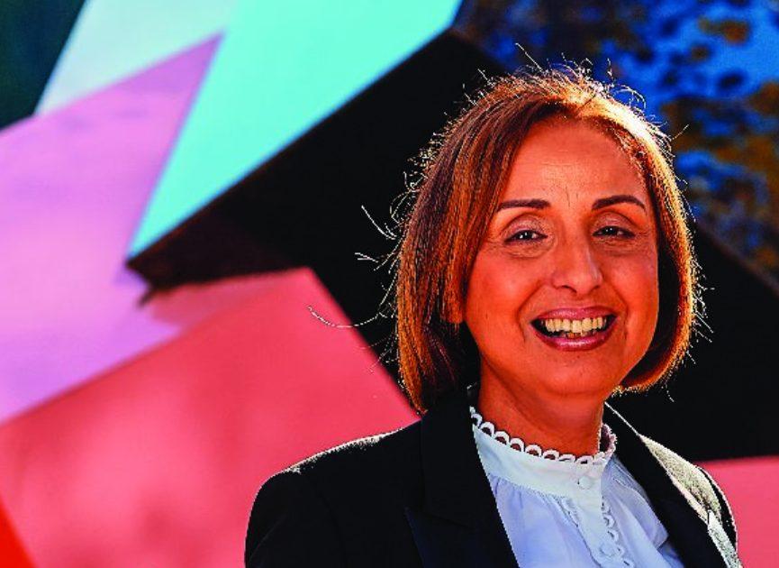 """Élections municipales 2020 à Mulhouse. Entrevue audio avec Fatima Jenn : """"on est soulagés de ne pas avoir l'étiquette LREM !"""""""
